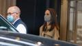 Angelina Jolie na návštěvě exmanžela