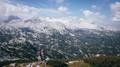 Muž v Alpách