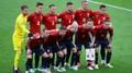Česká fotbalová reprezentace před zápasem s Anglií