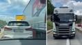 Kamion blokoval dálnici D1