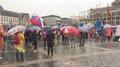 Protesty v Bratislavě