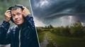 Počasí - bouřky a déšť
