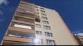 Hoří vybavení bytu v šestém patře panelového domu