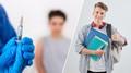 Očkování - Zkouška ve škole