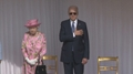 Alžběta II. a Joe Biden