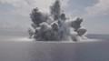 Výbuchy v Atlantiku. Americké námořnictvo testovalo odolnost lodí