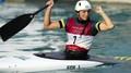 Vodní slalomářka Jessica Foxová