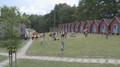 Děti na táboře