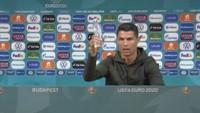 Christiano Ronaldo, voda