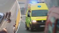 Zdrogovaný muž zemřel v sanitce