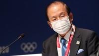 Šéf organizačního výboru Toshiro Muto