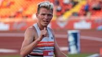 Britský běžec Andrew Butchart, který měl falšovat výsledky testů na covid-19