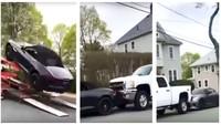 Kuriózní nehoda