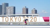 Hlavní město Japonska, které hostí olympijské hry