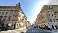 Křižíkova ulice v Praze