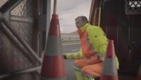Bezpečnostní kampaň ŘSD ČR - Práce na silnici