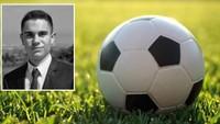Ilustrační foto: Fernando Alcaraz Bernal a fotbalový balón