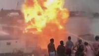 Výbuch lodi v Manile