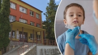 Velké testování žáků mateřské a základní školy v obci Bánov