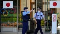 Policie v Tokiu - ilustrační snímek