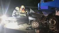 Nehoda na Olomoucku