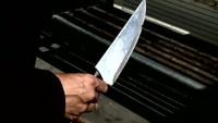 Vyhrožoval kuchyňským nožem