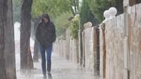 Bouřky a déšť - 1