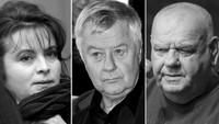 Libuše Šafránková, Ladislav Potměšil a František Nedvěd
