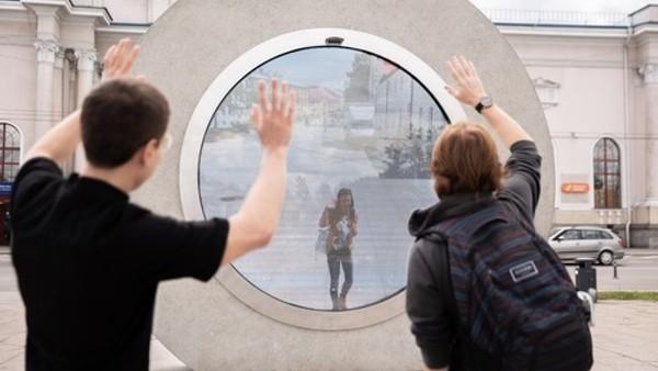 Portál ve Vilniusu