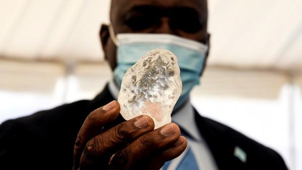 Třetí největší diamant na světě