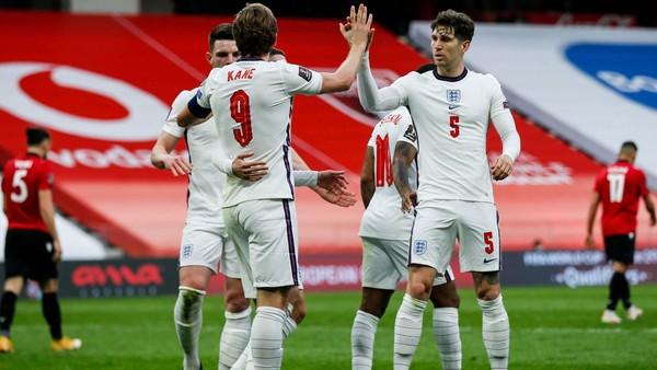 Fotbalový tým Anglie