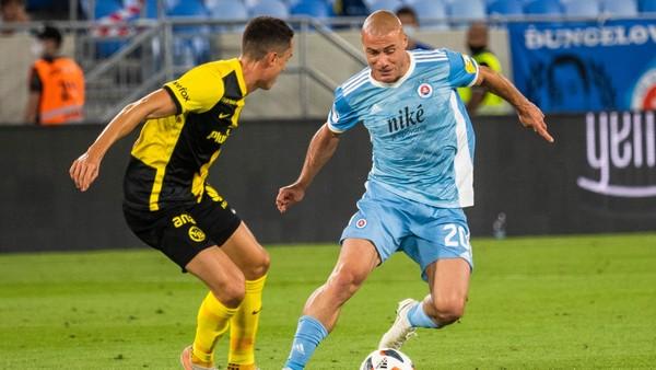 Slovan Bratislava a Young Boys