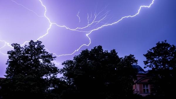 Bouřky a déšť - 7