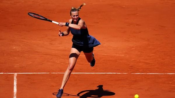 Petra Kvitová na French Open