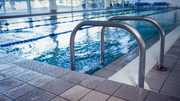 Bazén ilustrační
