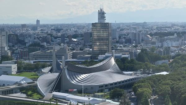 Národní stadion Yoyogi
