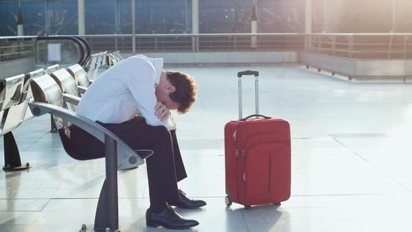 Problémy na letišti