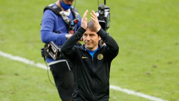Bývalý trenér Interu Milán Antonio Conte