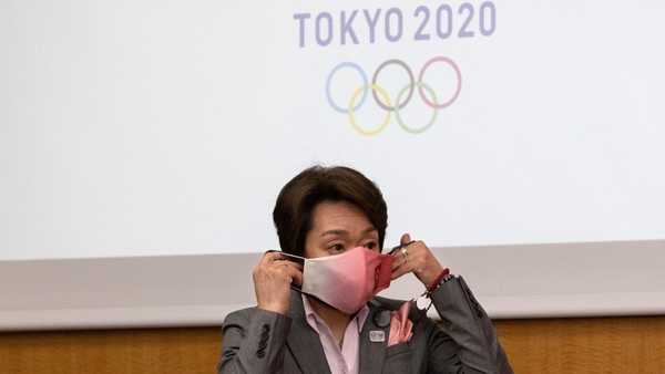 Prezidentka Olympijských her v Tokiu Seiko Hašimotová