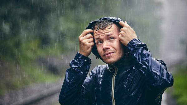 Počasí - bouřky a déšť - 1