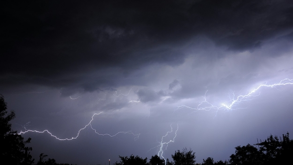 Bouřky a déšť - 4
