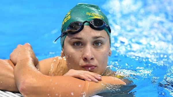 Australská plavkyně Maddie Grovesová