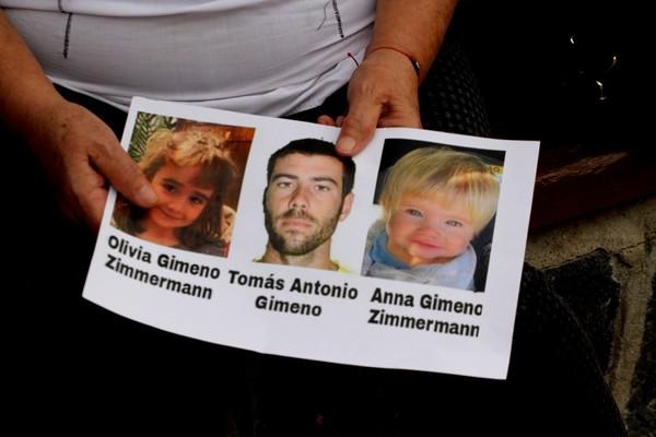 Protesty na Tenerife kvůli pohřešovaným dětem