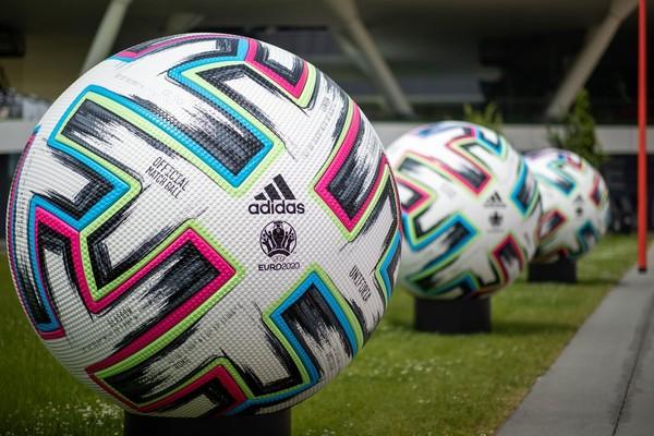 Oficiální míč pro EURO 2020 Uniforia