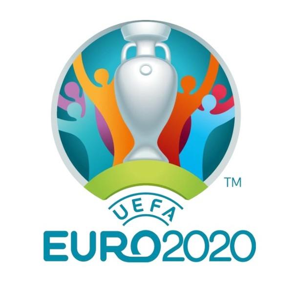 Oficiální logo pro EURO 2020