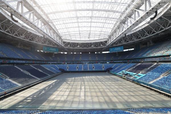 Stadion v Petrohradu