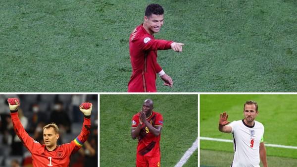 Osmifinále je kompletní: Anglie jde na Německo, obhájce má Belgii