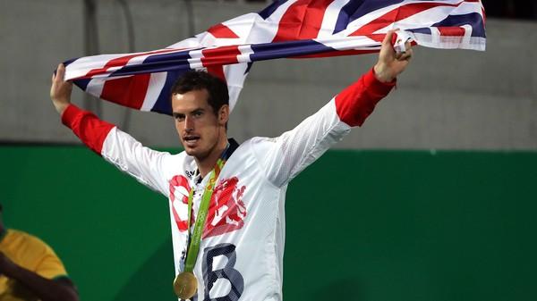 Andy Murray pojede na Olympiádu! V žebříčku je až ve druhé stovce