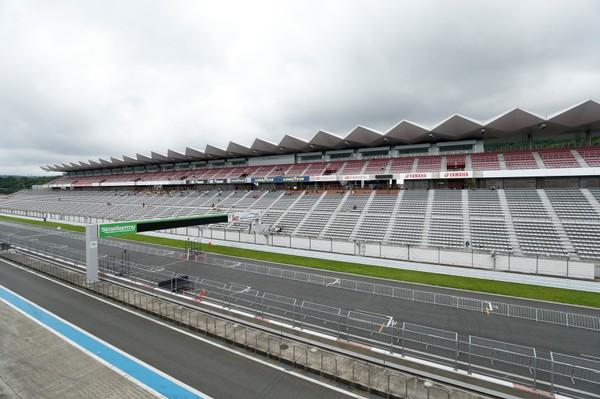 Mezinárodní závodní dráha Fudži