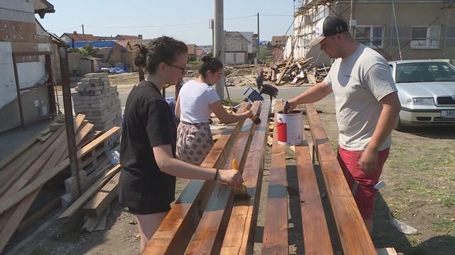 Práce na jižní Moravě